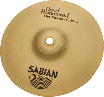 """Sabian Cymbaal HH Splash 8"""""""