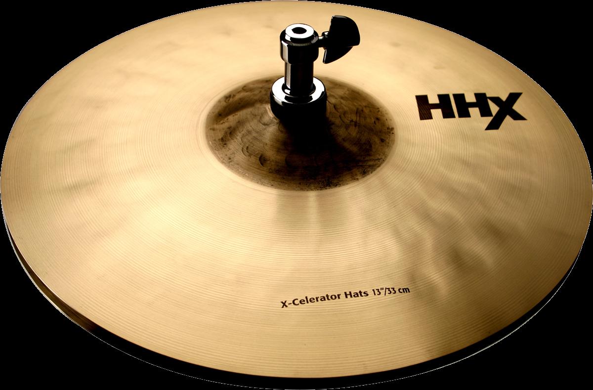 "Sabian Cymbaal HHX Hi-Hat 13"" X-Celerator"