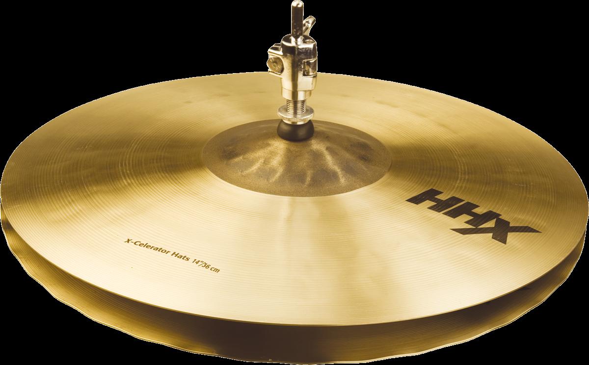 "Sabian Cymbaal HHX Hi-Hat 14"" X-Celerator"