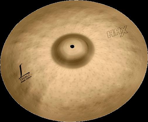 """Sabian Cymbaal HHX Crash 18"""" Legacy"""