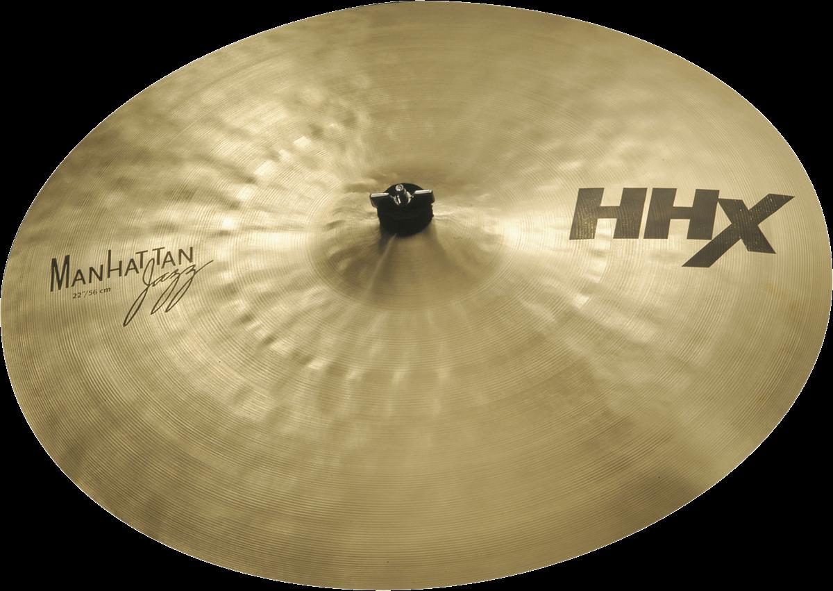 "Sabian Cymbaal HHX Ride 21"" Manhattan Jazz"