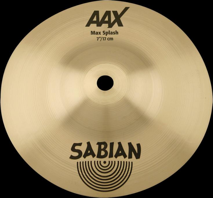 """Sabian Cymbaal AAX Splash 7"""" Max Splash"""