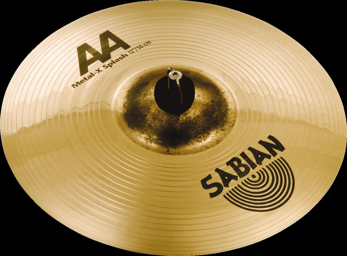 """Sabian Cymbaal AA Splash 12"""" Metal-X"""