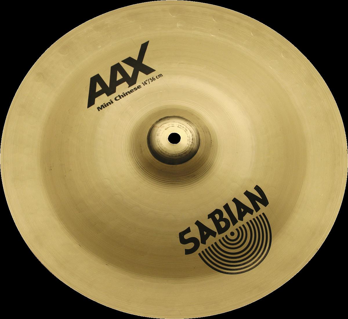 """Sabian Cymbaal AAX Chinese 14"""""""