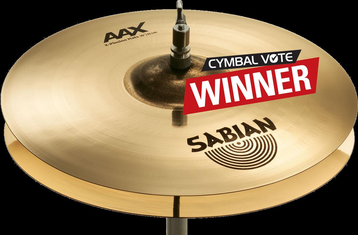 """Sabian Cymbaal AAX Crash 16"""" X-Plosion"""