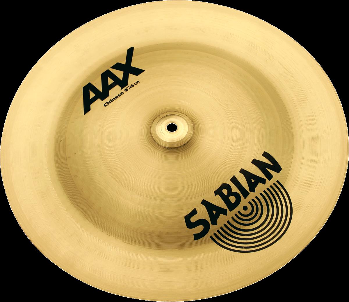 """Sabian Cymbaal AAX Chinese 18"""""""