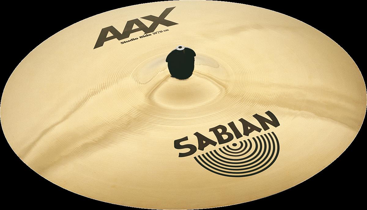 """Sabian Cymbaal AAX Ride 20"""" Studio"""