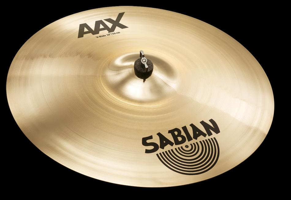 """Sabian Cymbaal AAX Ride 20"""""""