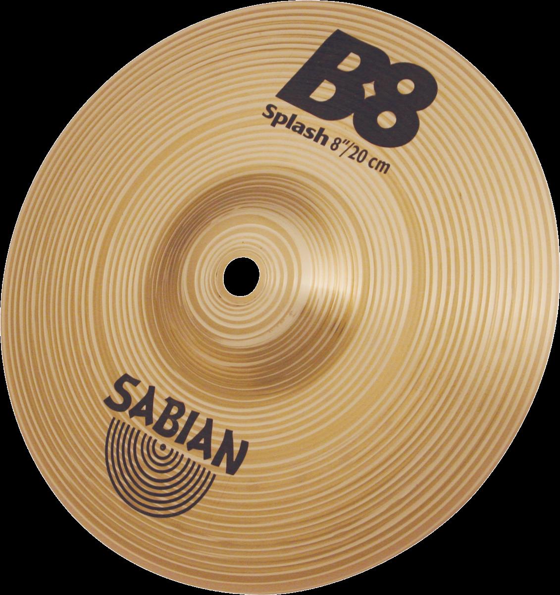 """Sabian Cymbaal B8 Splash 8"""""""
