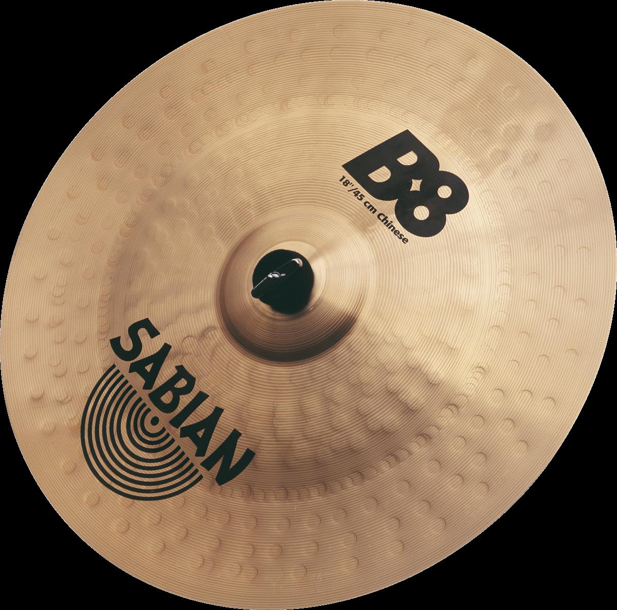 "Sabian Cymbaal B8 Chinese 18"""