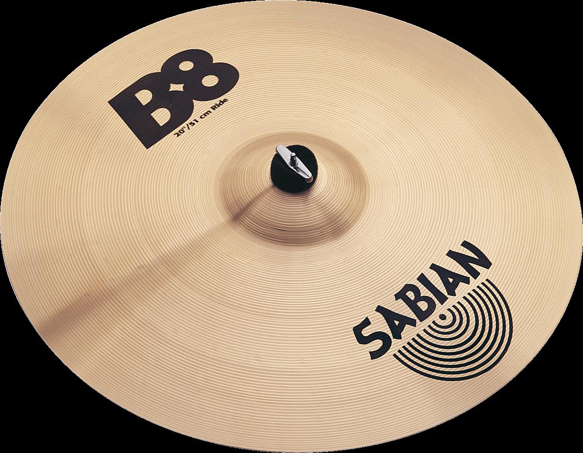"""Sabian Cymbaal B8 Ride 20"""""""
