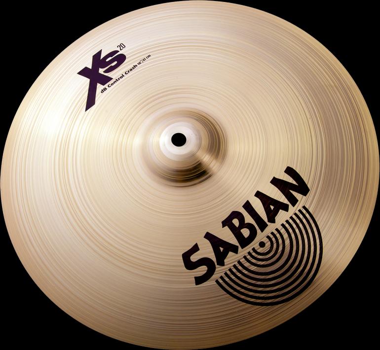 "Sabian Cymbaal XS20 Crash 16"" dB Control"