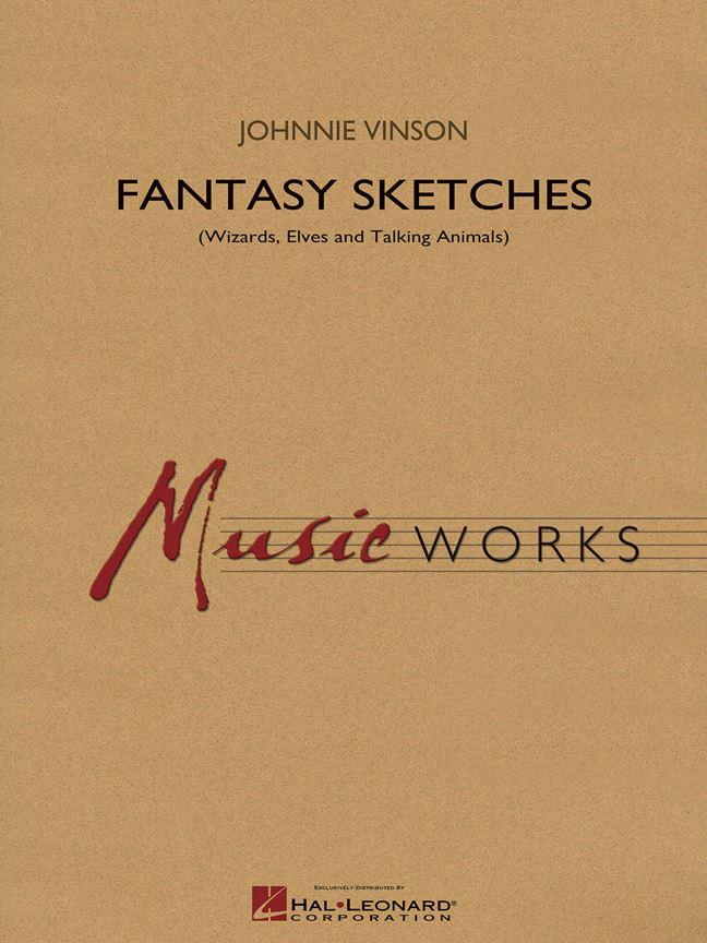 Fantasy Sketches