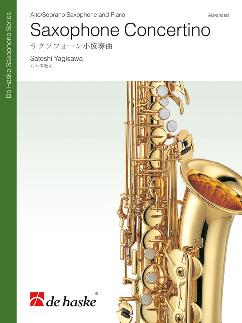 Saxophone Concertino