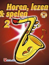 Horen Lezen & Spelen 2 tenorsaxofoon