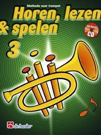 Horen Lezen & Spelen 3 trompet