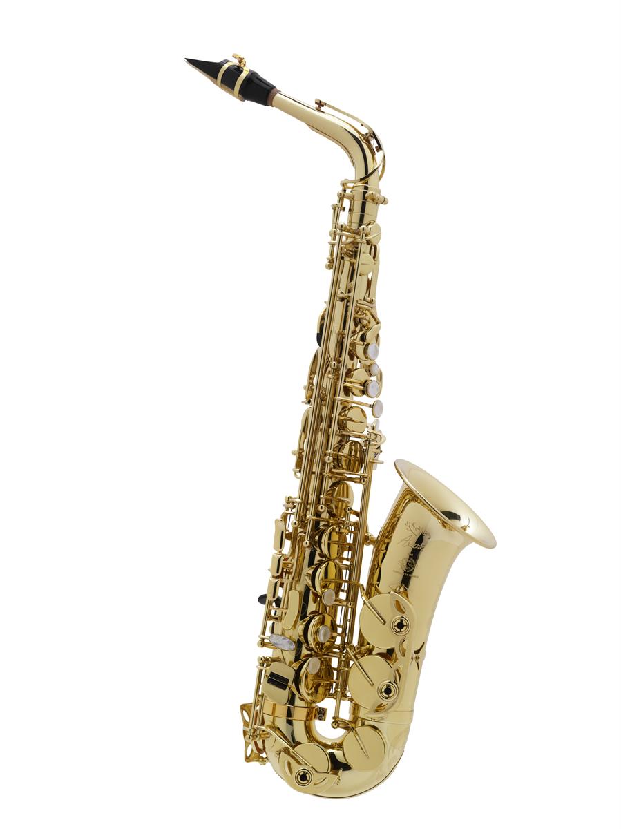 Selmer Alt Saxofoon Seles Axos - Uitvoering: Goudlak