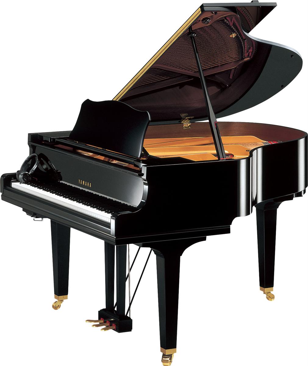 Yamaha GC1M-PE Baby Grand Piano
