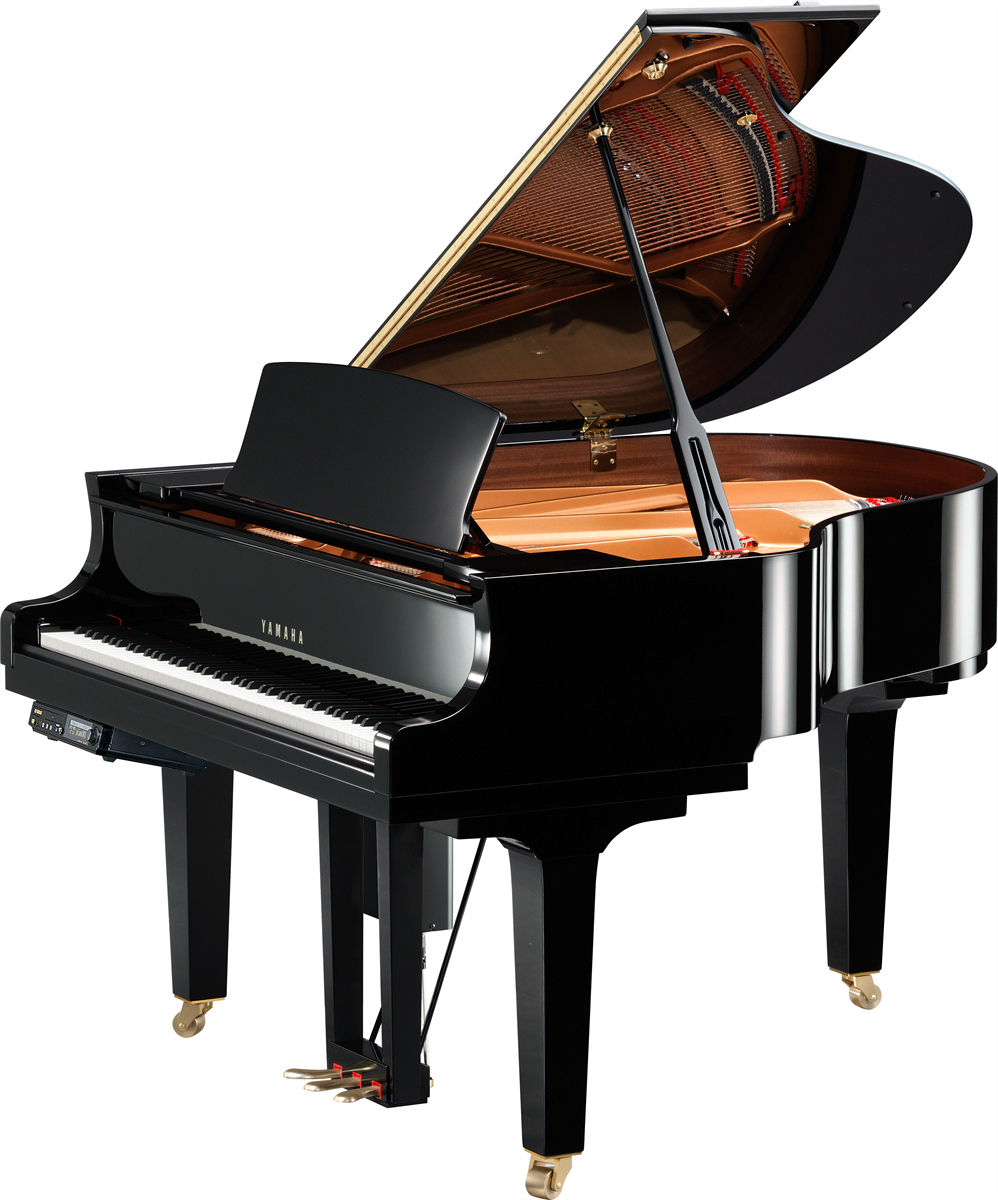 Yamaha DC1X ENSPIRE Disklavier™ Grand Piano