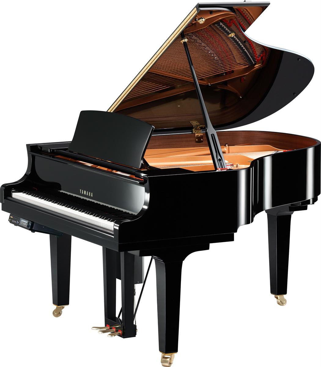 Yamaha DC2X ENSPIRE Disklavier™ Grand Piano