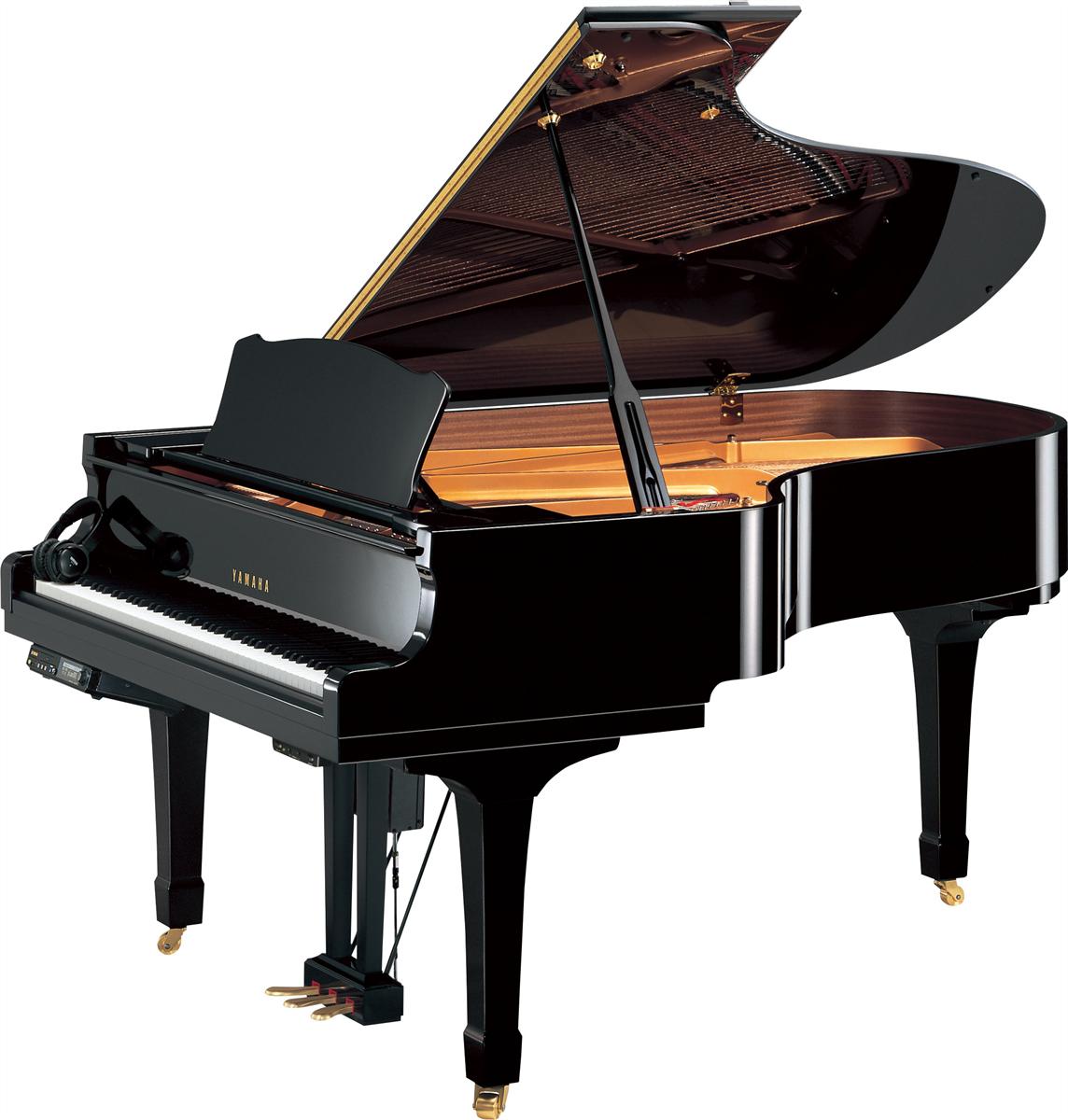 Yamaha DC5X ENSPIRE PRO Disklavier™ Grand Piano