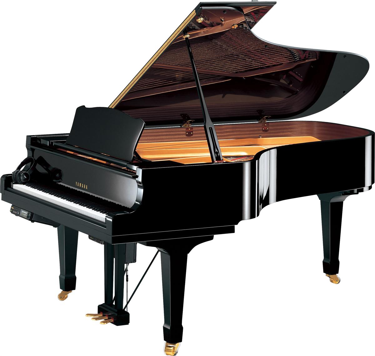 Yamaha DC7X ENSPIRE PRO Disklavier™ Grand Piano