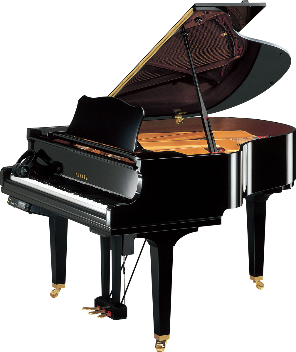 Yamaha DGC1 ENSPIRE Disklavier™ Grand Piano