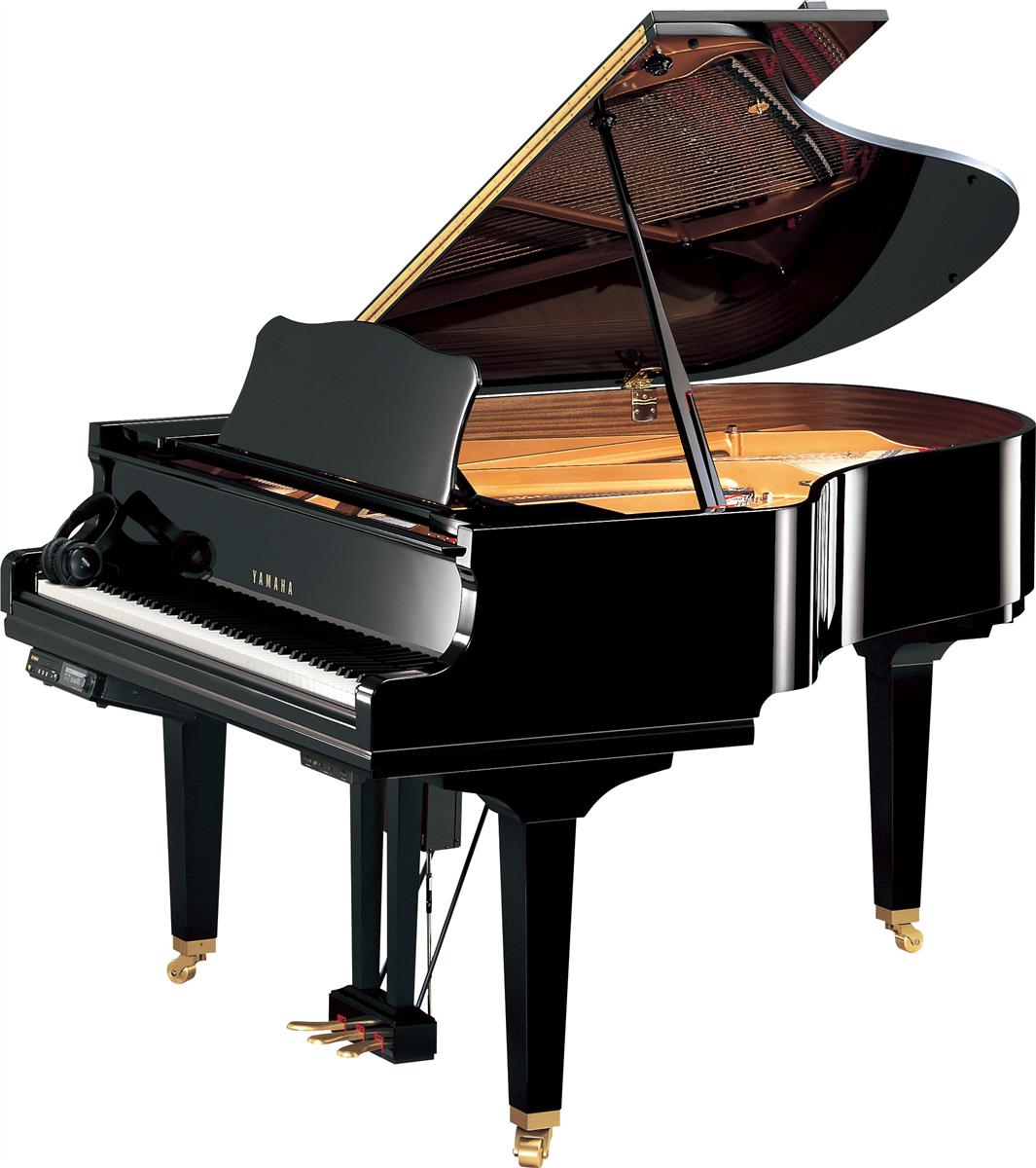 Yamaha DGC2 ENSPIRE Disklavier™ Grand Piano