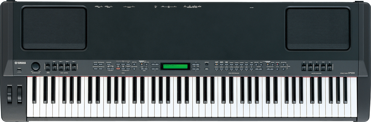 Yamaha Digitale Stage Piano CP300