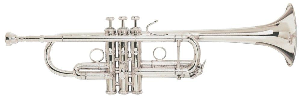 Vincent Bach C Trompet C180L239 Stradivarius - Uitvoering: Goudlak