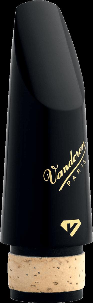 Vandoren Mondstuk Klarinet Bes/A BLACK DIAMOND BD5