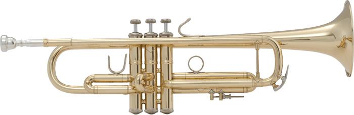 Vincent Bach Bb Trompet LR180-37 Stradivarius - Uitvoering: Goudlak