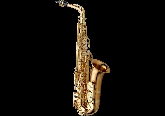 Yanagisawa Alt Saxofoon WO2 Professional - Uitvoering: Brons Gelakt