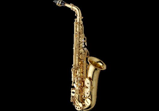 Yanagisawa Alt Saxofoon WO10 Elite - Uitvoering: Goudlak