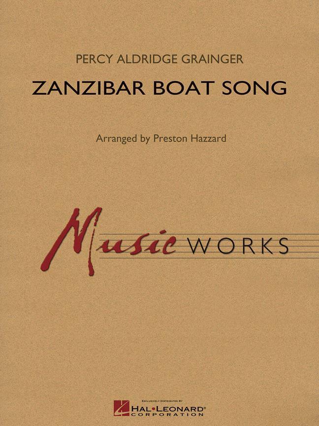 Zanzibar Boat Song