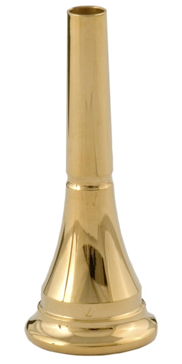 Denis Wick Mondstuk F Hoorn  CLASSIC 6, Gold