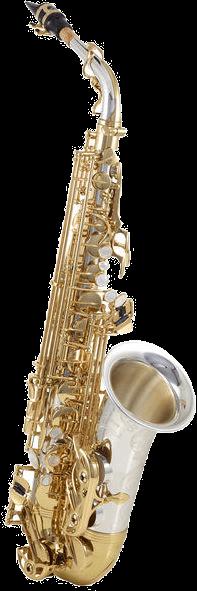 YANAGISAWA T-WO35 Tenor Saxofoon - Silver Sonic nek, corpus en beker Sterling Silver