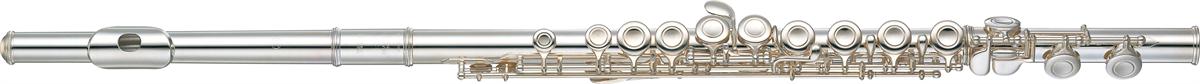 Yamaha Flûte Traversière YFL-212 Plateaux Pleins