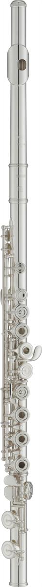 Yamaha Dwarsfluit YFL-372 Open Kleppen - Intermediate
