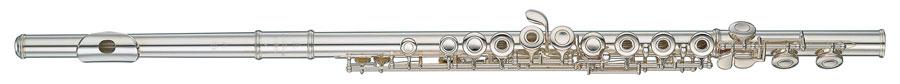 Yamaha Dwarsfluit YFL-472 Open Kleppen