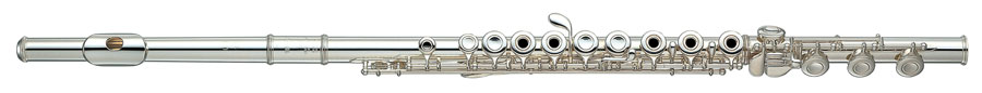 Yamaha Dwarsfluit YFL-482 Open Kleppen