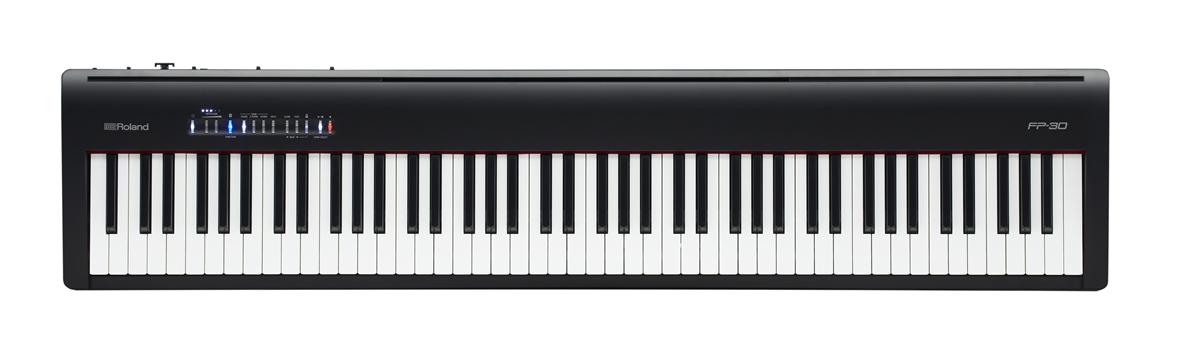 Roland FP-30-BK Draagbare Piano - Zwart