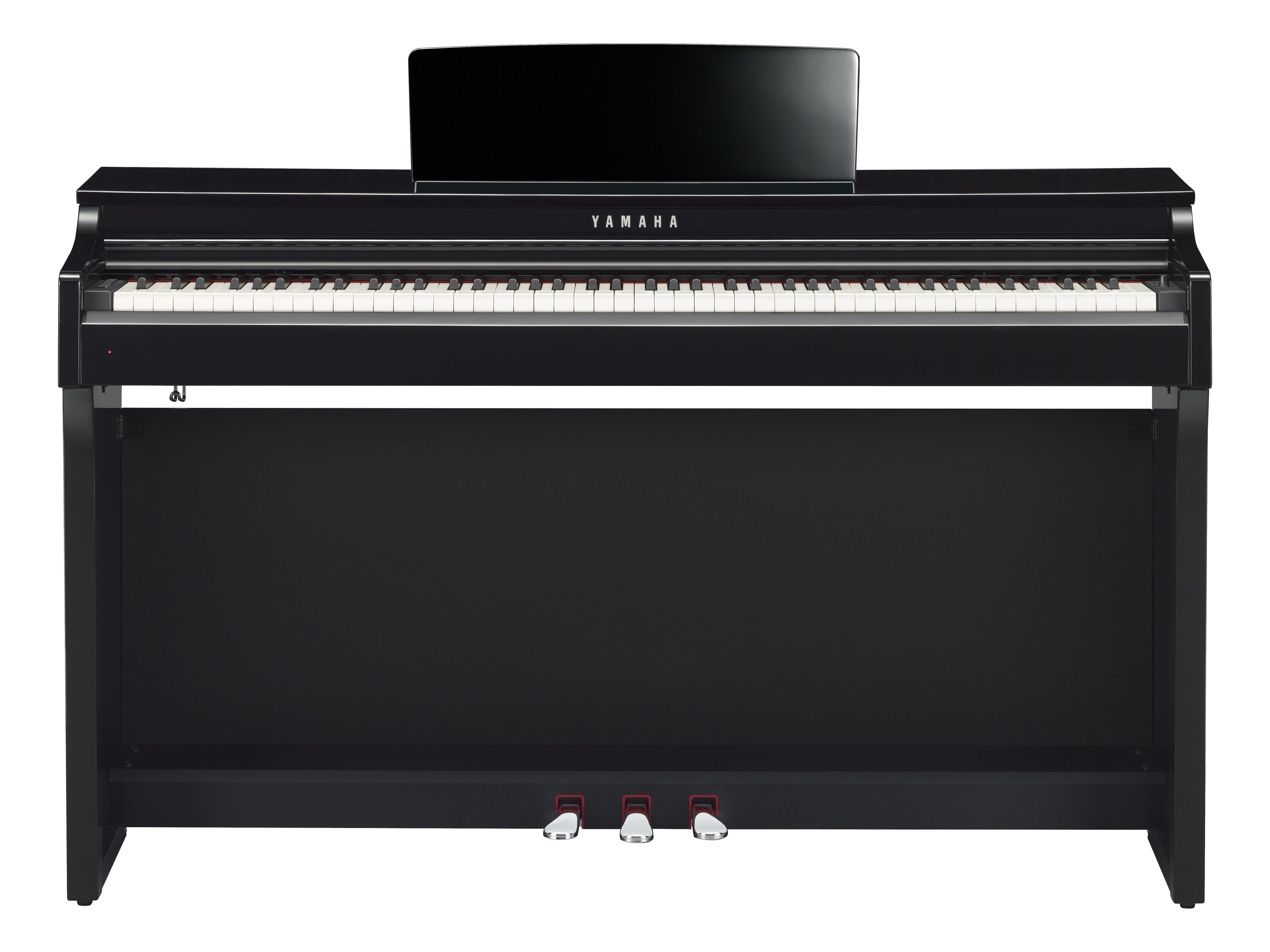 Yamaha Clavinova CLP-625 - Zwart Hoogglans