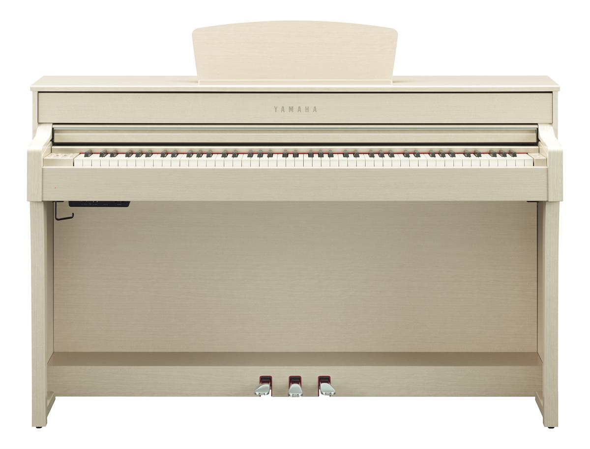 Yamaha Clavinova CLP-635 - White Ash