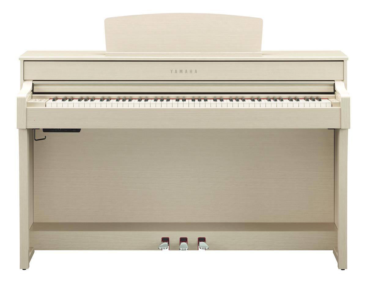 Yamaha Clavinova CLP-645 White Ash