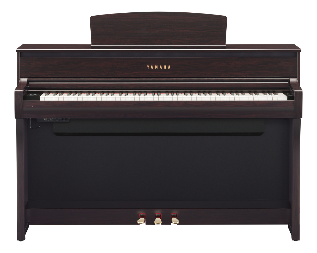 Yamaha Clavinova CLP-675 Rosewood