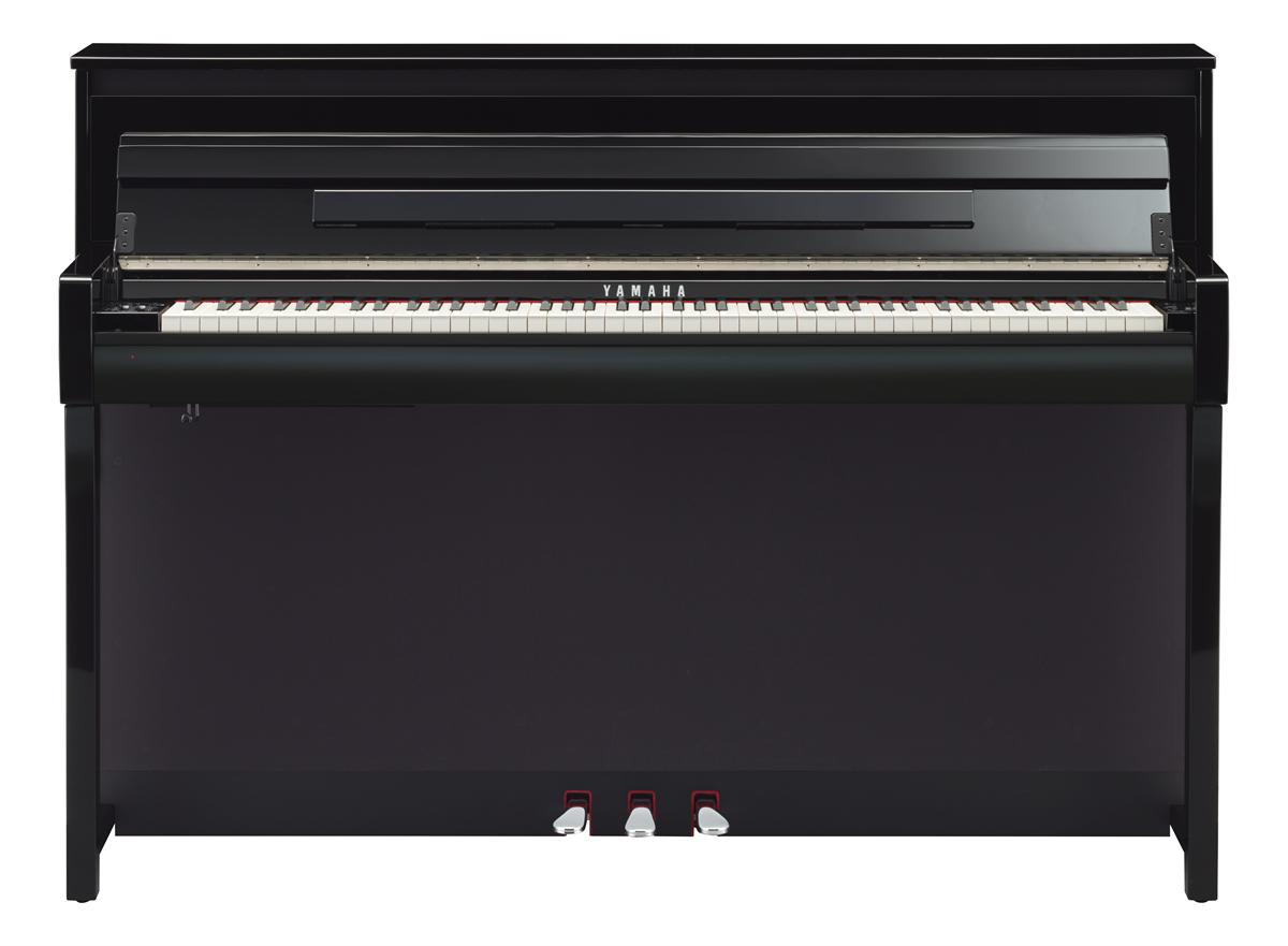 Yamaha Clavinova CLP-685 Zwart Hoogglans