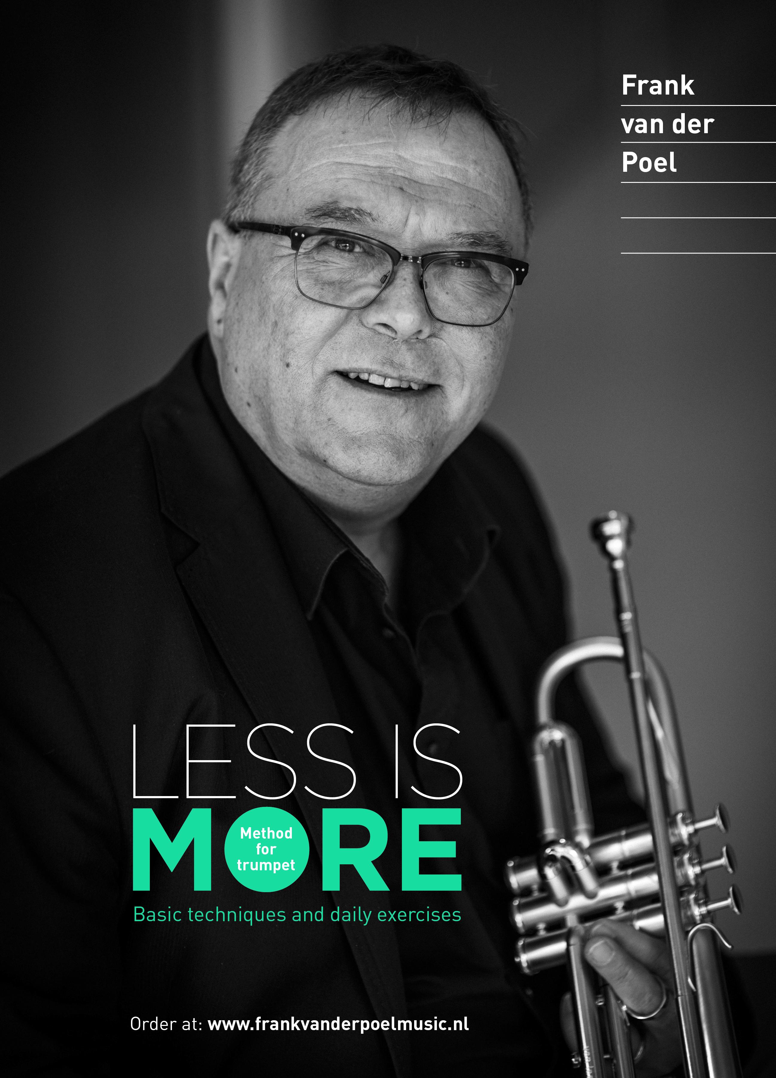 LESS IS MORE - Methode voor trompet NL