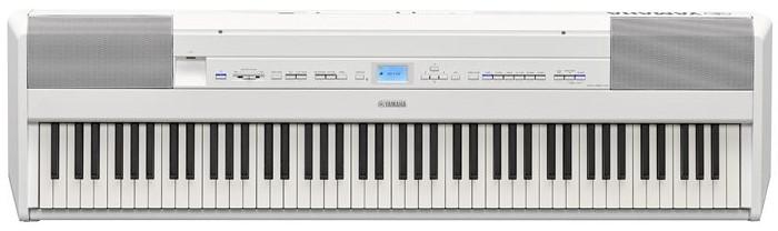 Yamaha Draagbare Piano P-515B - Wit