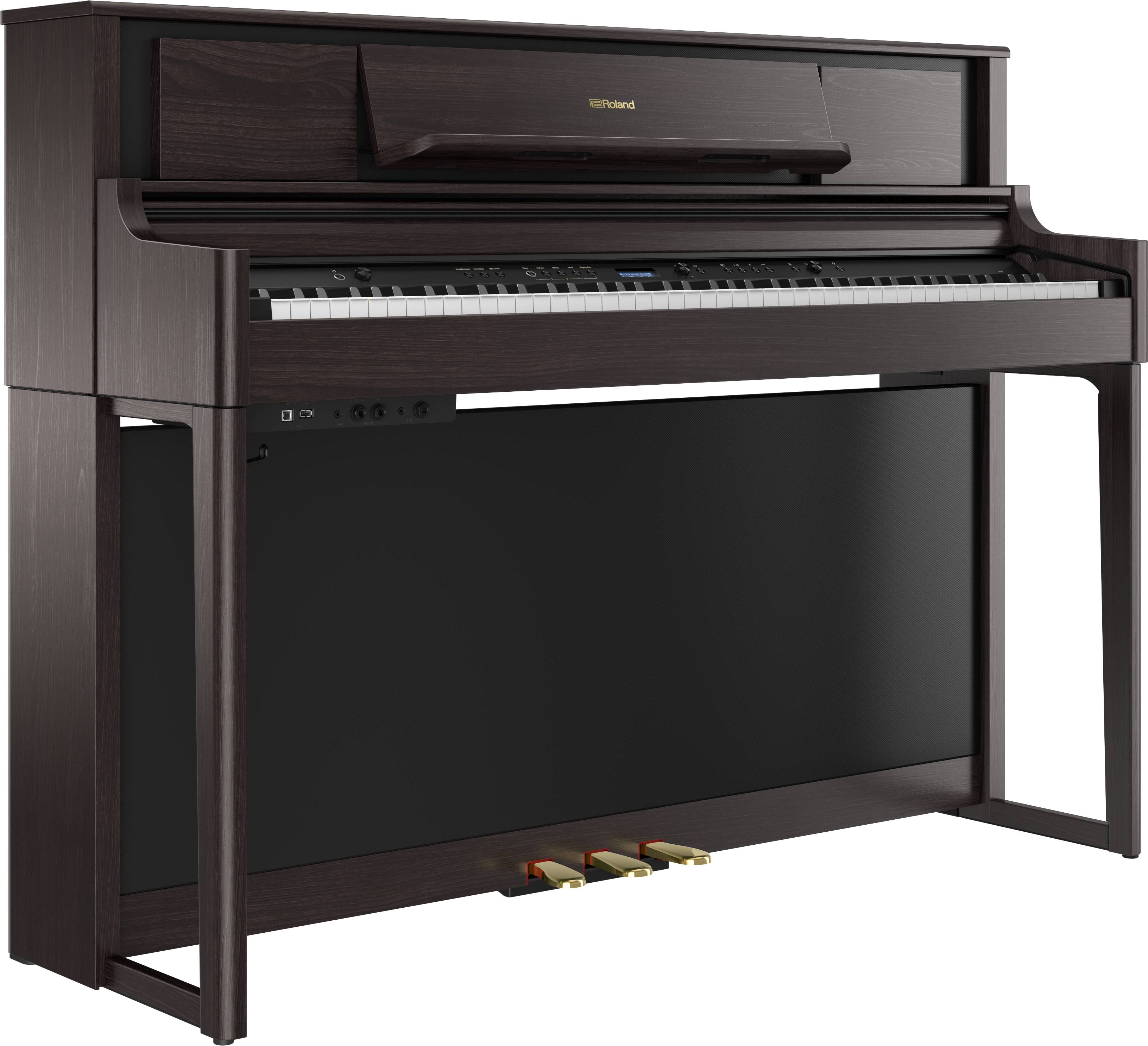 Roland LX705-DR Digitale Piano - Dark Rosewood